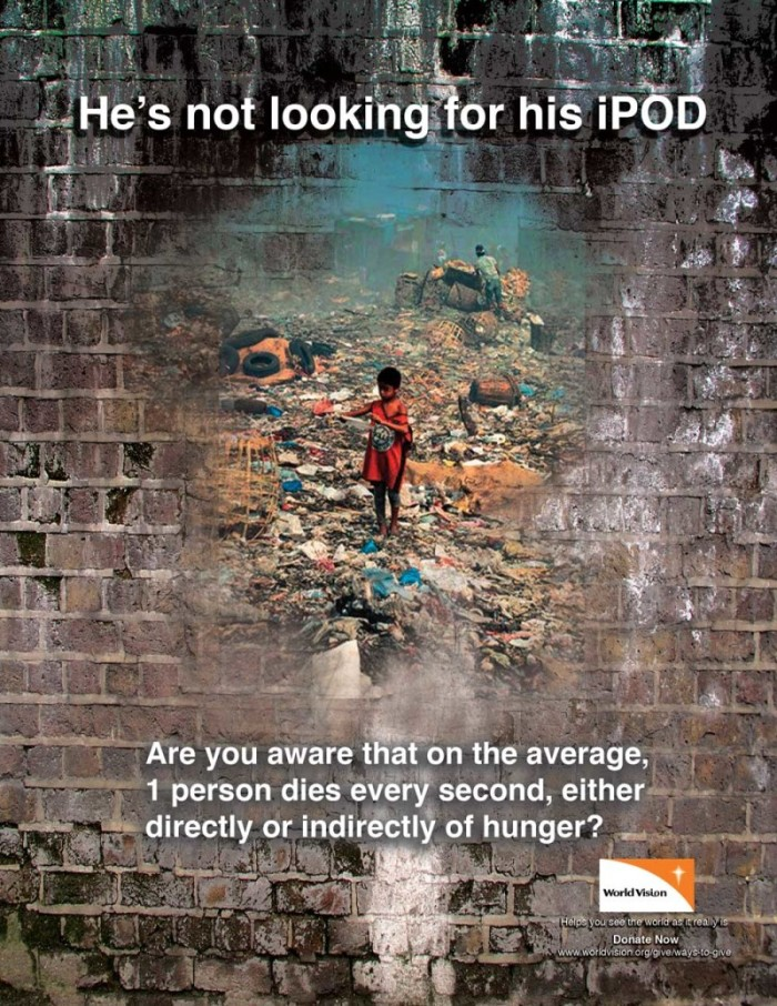 Hunger campaign