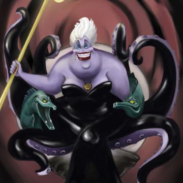 Ursula Digital Art